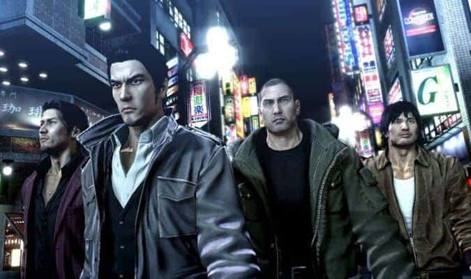 Yakuza 6 TGS 2016 Gameplay