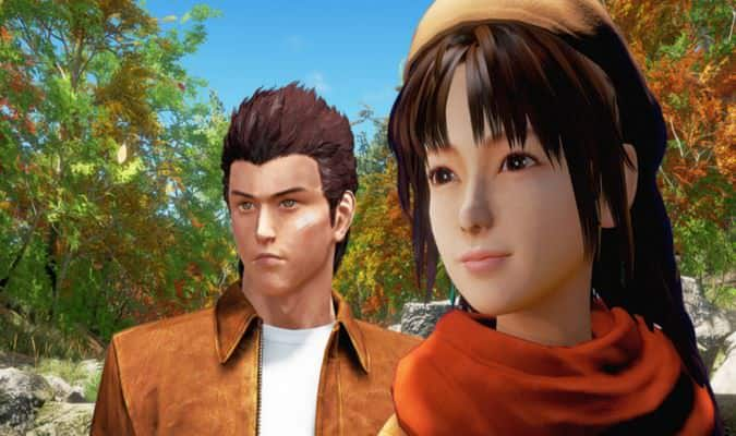 Shenmue III Environment Screenshots Revealed
