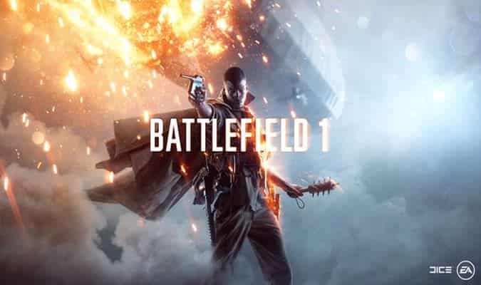 Battlefield 1 Single Player Trailer