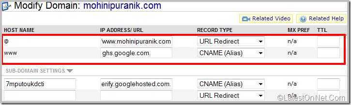 setup-namecheap-domain-in-blogger-blog
