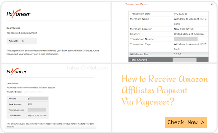 amazon payment payoneer