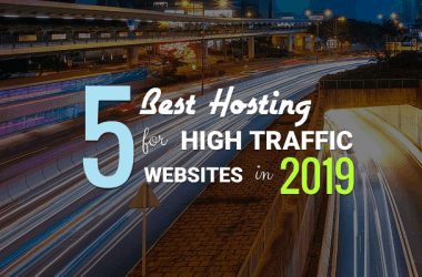 best-web-hosting-high-traffic-websites