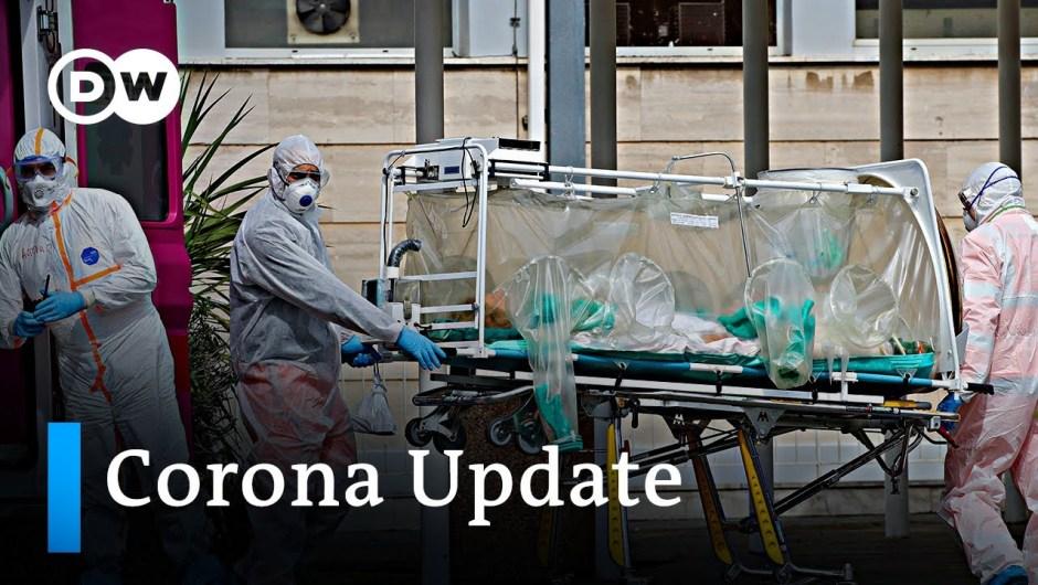 Coronavirus update: Germany raises threat level to 'high' | DW News