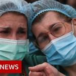 Coronavirus: Spain begins to ease lockdown to revive economy – BBC News