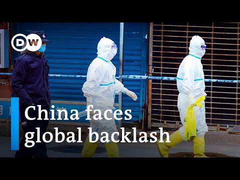 German tabloid 'Bild' demands China pay coronavirus damages | DW News