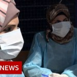 Coronavirus: 'Gaza has no resources to fight this virus' – BBC News
