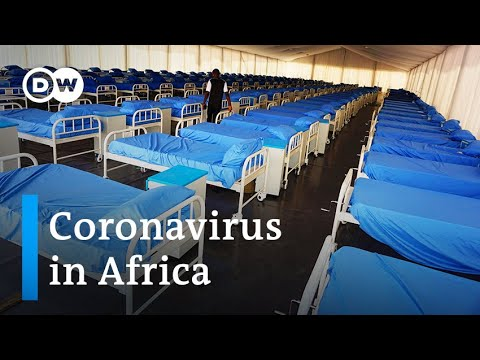 Africa braces for onslaught of coronavirus infections | DW News