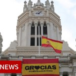 Coronavirus: Spain prolonged the state of emergency till not less than 12 April – BBC Information