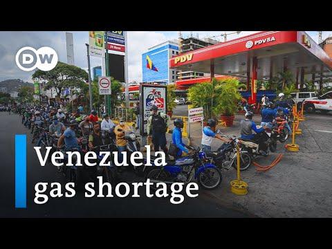 Venezuela gasoline scarcity makes quarantine unavoidable | DW Information
