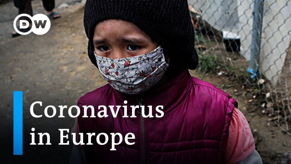 Coronavirus in Europe: EU chief proposes financial restoration plan +++ Refugee camps at risk