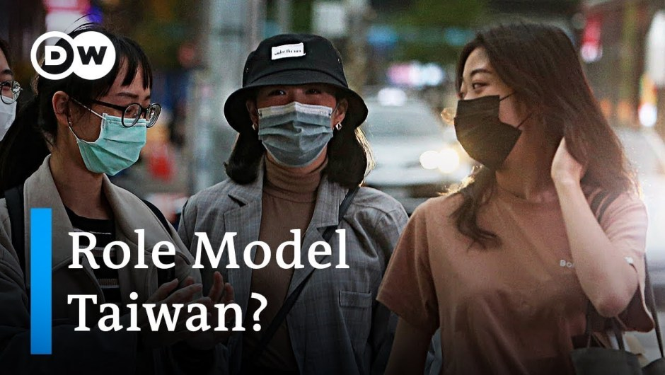 How Taiwan overcame it's face masks scarcity | Coronavirus Replace