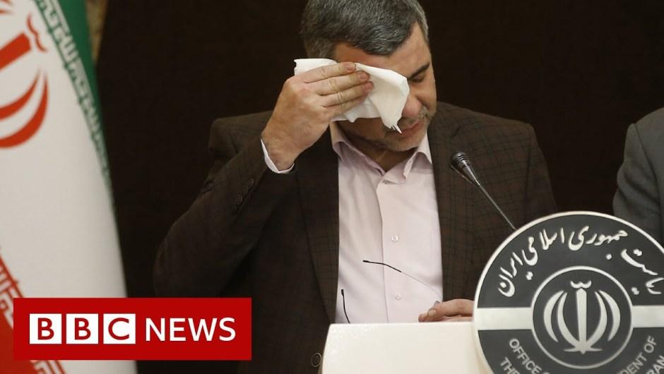 Coronavirus: Iran's deputy well being minister checks optimistic as outbreak worsens – BBC Information