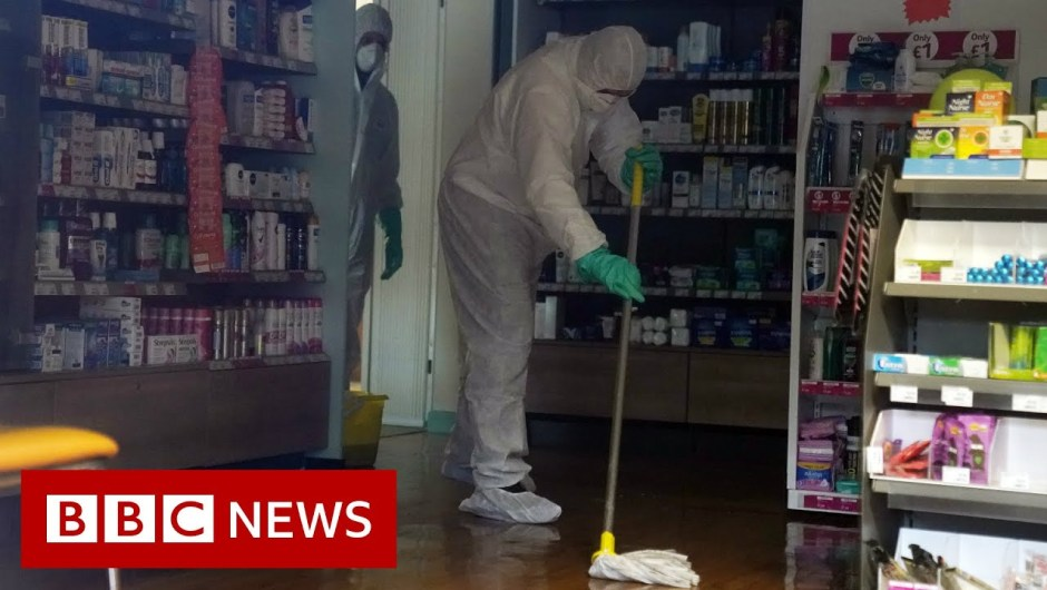 Coronavirus an infection closes UK medical centre- BBC Information