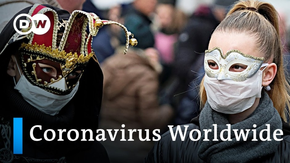 Coronavirus circumstances surge in Italy and South Korea | DW Information