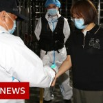China has no home instances of coronavirus however lockdown in Xinjiang continues – BBC Information