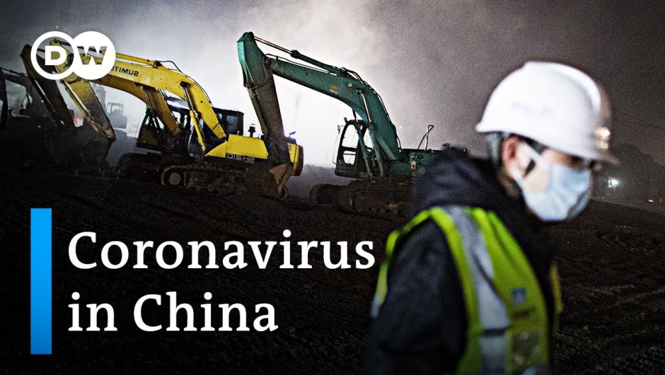 China expects coronavirus outbreak to speed up | DW Information