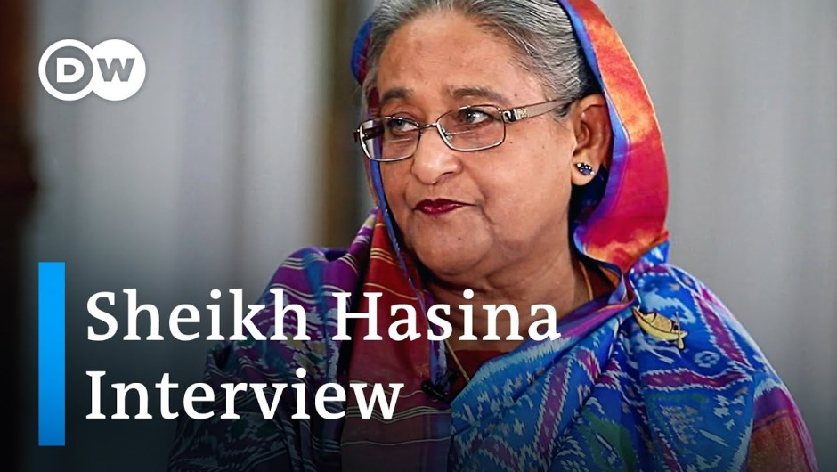 'Islam is a faith for peace': Interview with Bangladesh PM Sheikh Hasina