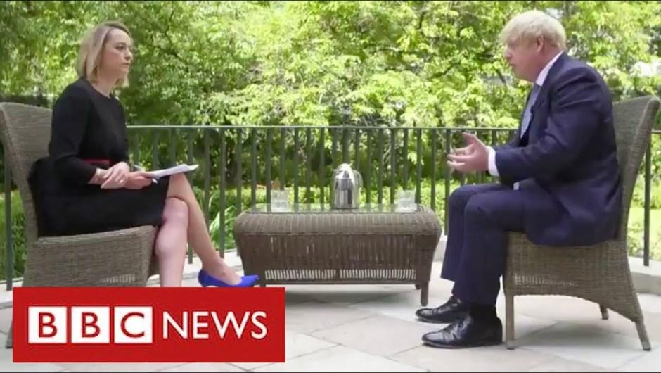 "Boris Johnson admits authorities ""didn't perceive"" coronavirus for months – BBC Information"