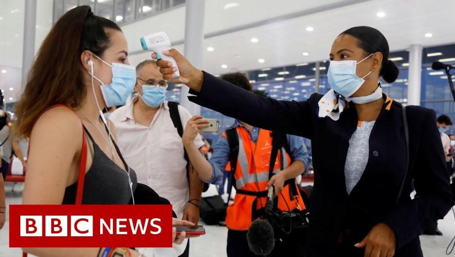 Coronavirus: 'Very important' resurgences in Europe alarm WHO – BBC Information