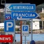Coronavirus: Borders reopen throughout Europe – BBC Information