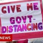 Coronavirus: Armed protesters enter Michigan statehouse – BBC Information