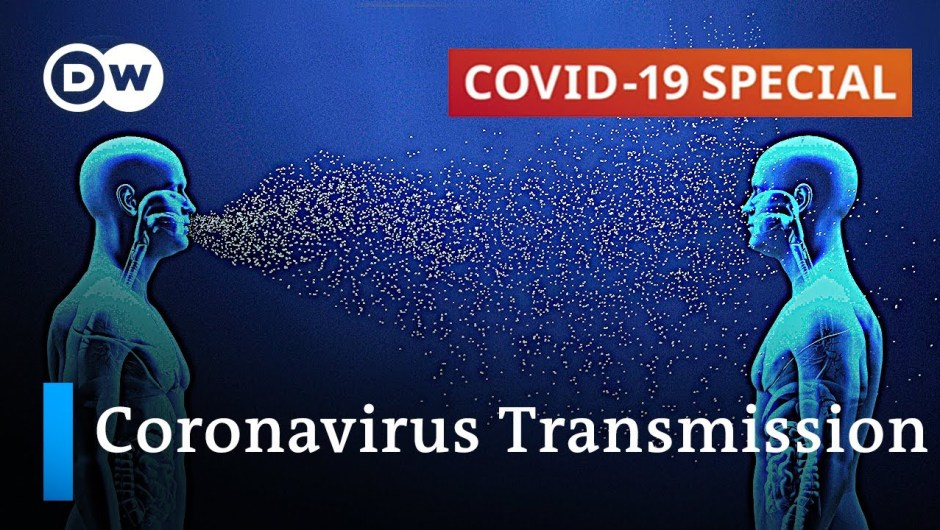 New findings warn of upper threat in airborne coronavirus transmissions | COVID-19 Particular