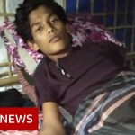 coronavirus:  Rohingya refugees stranded at Sea – BBC Information