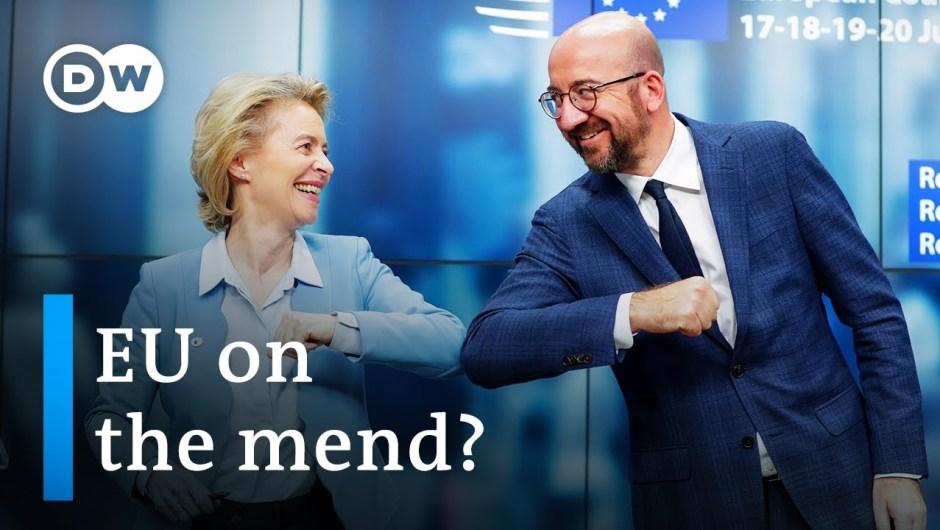 Coronavirus restoration deal: Can the EU rebound?   To the purpose