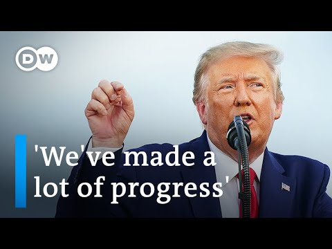 Trump provides divisive 4th of July speech as US coronavirus circumstances soar | DW Information