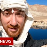 A vacationer, in Afghanistan? – BBC Information