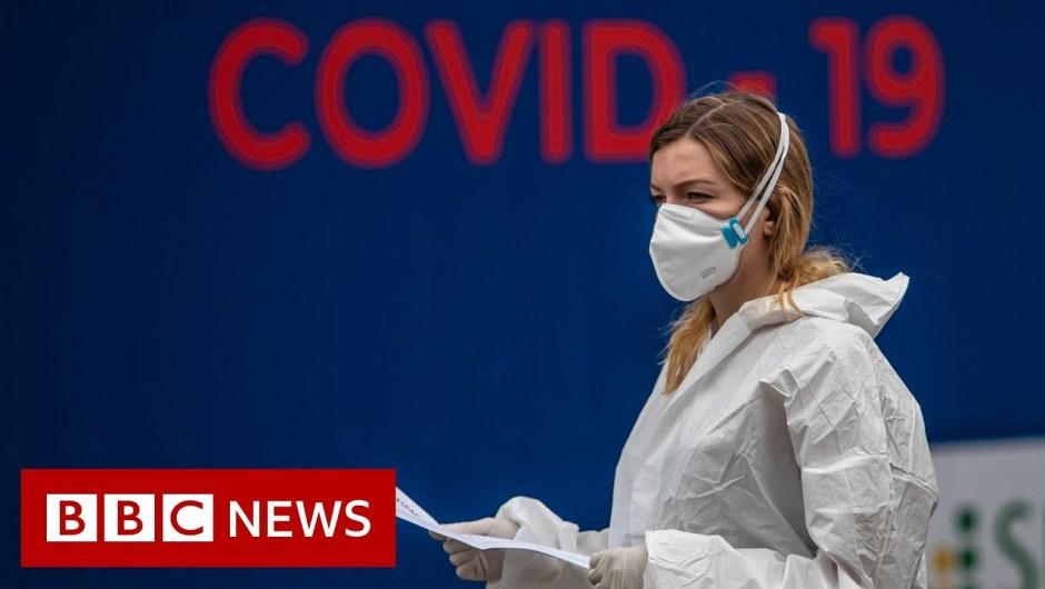 Coronavirus: WHO warns Europe over 'very critical' Covid surge – BBC Information