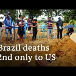 Brazil reopens as coronavirus loss of life toll tops Britain's | DW Information
