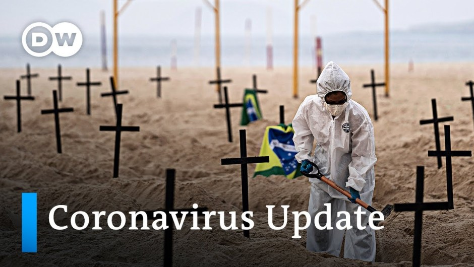 Coronavirus replace on the worldwide state of the pandemic | DW Information