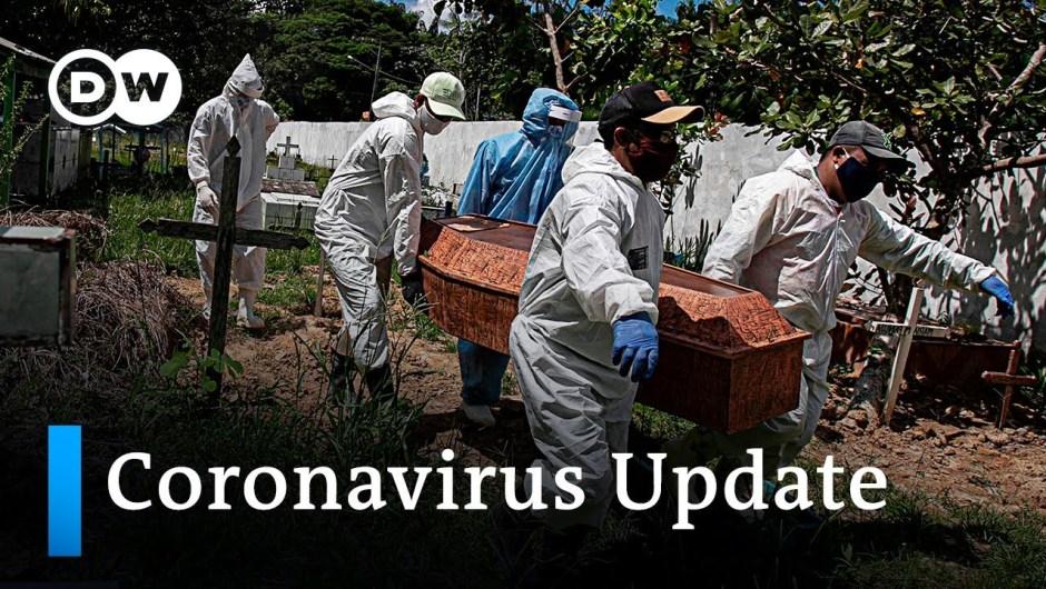 Brazilians protest corona response +++ New quarantine measures within the UK | Coronavirus Replace