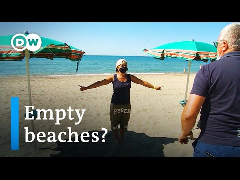 Italy gears up for a summer time of empty seashores after coronavirus lockdown | Concentrate on Europe