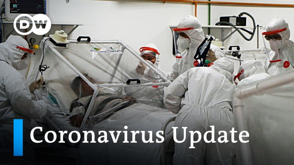 Trump feuds with WHO and China +++ Brazil now has third highest variety of circumstances | Coronavirus Replace