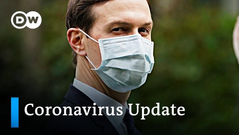 Coronavirus within the White Home +++ Nurses on the entrance line   Coronavirus newest information