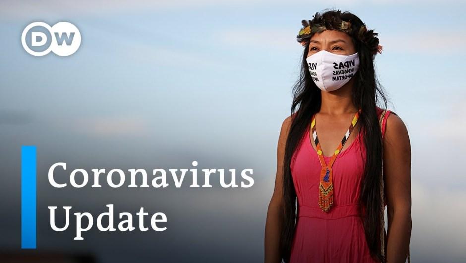 190,000 deaths in Africa? +++ Brazil in disaster | Coronavirus newest
