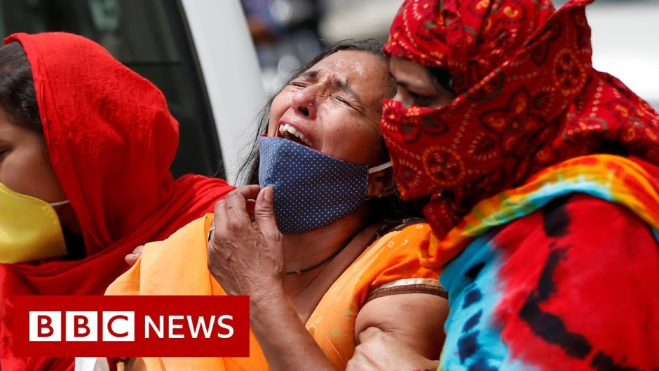 India sees highest each day Covid demise toll amid lethal second wave – BBC Information