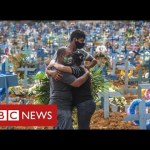 Half one million Covid deaths in Brazil as calls develop for President to be impeached – BBC Information