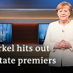 Angela Merkel pushes for tighter coronavirus restrictions in Germany | DW Information