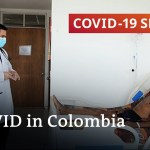 Coronavirus and the challenges for Colombia's distant communities   COVID-19 Particular