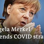 Angela Merkel lays out Germany's coronavirus technique | DW Information