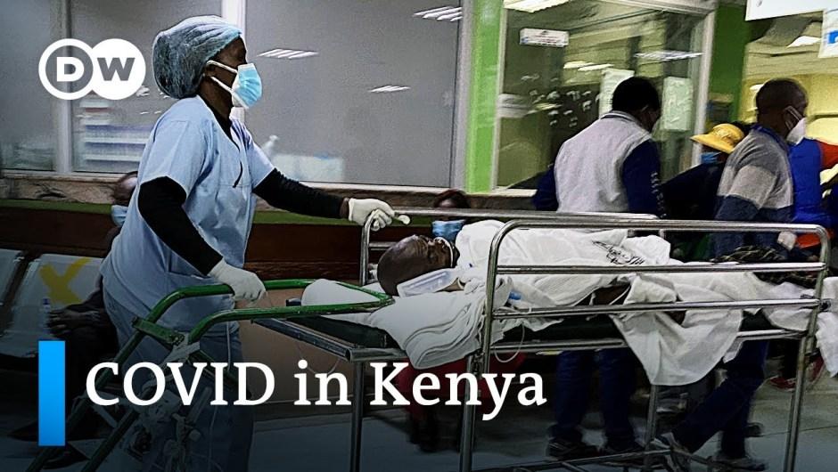 Kenyan healthcare staff go on strike – vaccine scarcity in Africa | Coronavirus Replace