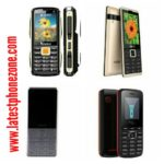 Best 5 Feature Phones With Long Lasting Battery To Buy In Nigeria