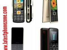 Feature phone prices in Nigeria