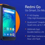 Redmi Go Android Smartphone Now on Sale Today At $66