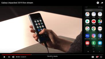 Samsung Galaxy S10, S10+, S10e and Galaxy unpacked livestream 2019