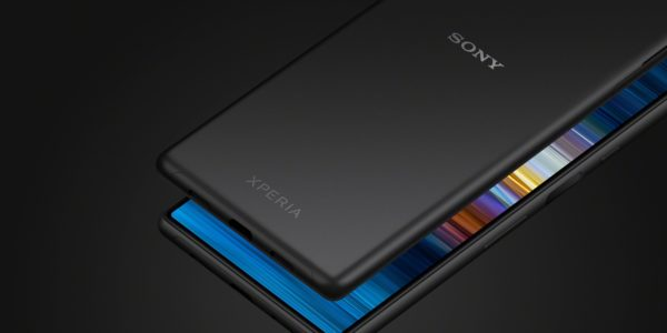 Sony Xperia 10 and 10 Plus Android Smartphones