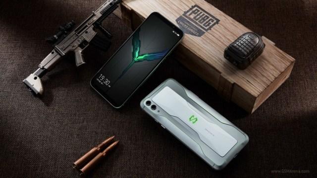 Reddmi Black Shark 2 Android smartphone